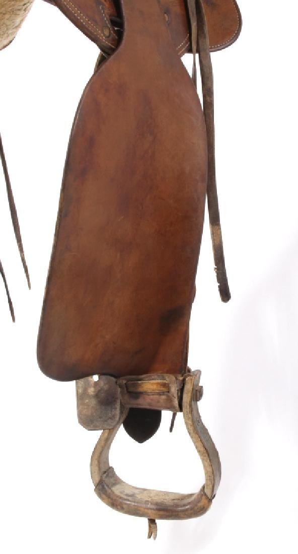 Jack Connolly & Bros Transitional Saddle c.1928-29 - 13
