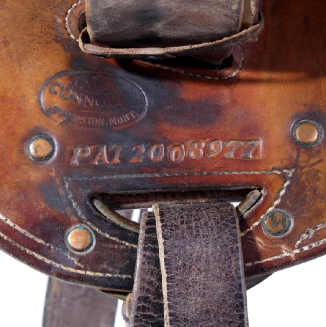 Jack Connolly & Bros Transitional Saddle c.1928-29 - 5
