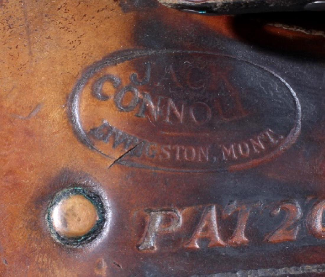 Jack Connolly & Bros Transitional Saddle c.1928-29 - 6