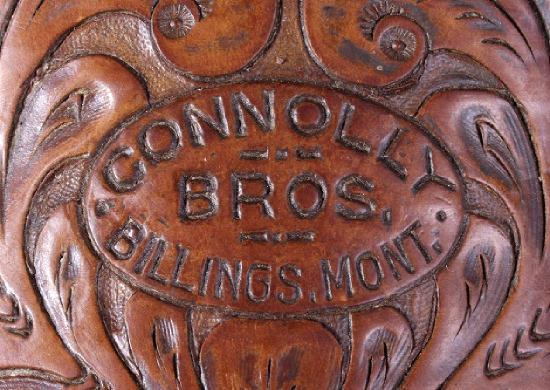 Jack Connolly & Bros Transitional Saddle c.1928-29 - 9