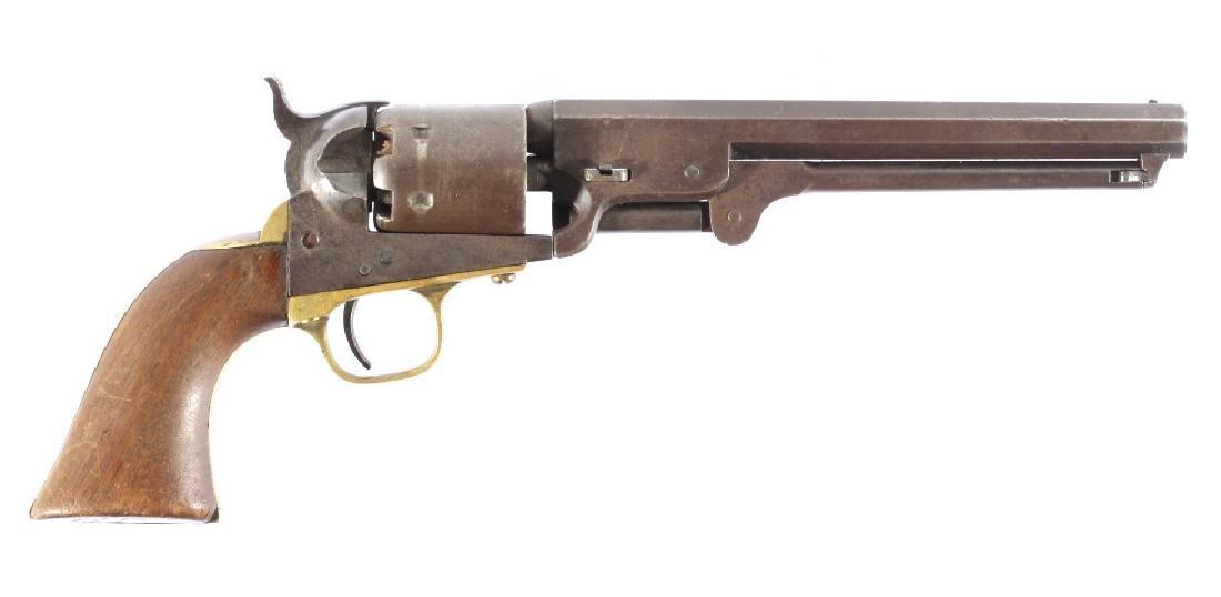 Colt 1851 Navy .36 Cal Six-Shot Percussion Revolve