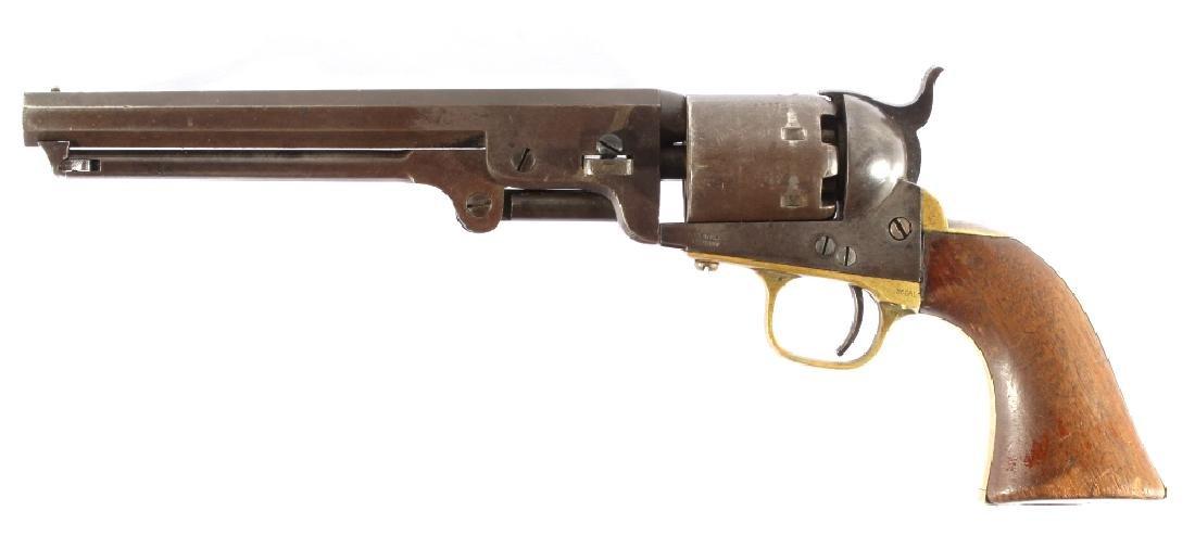 Colt 1851 Navy .36 Cal Six-Shot Percussion Revolve - 2