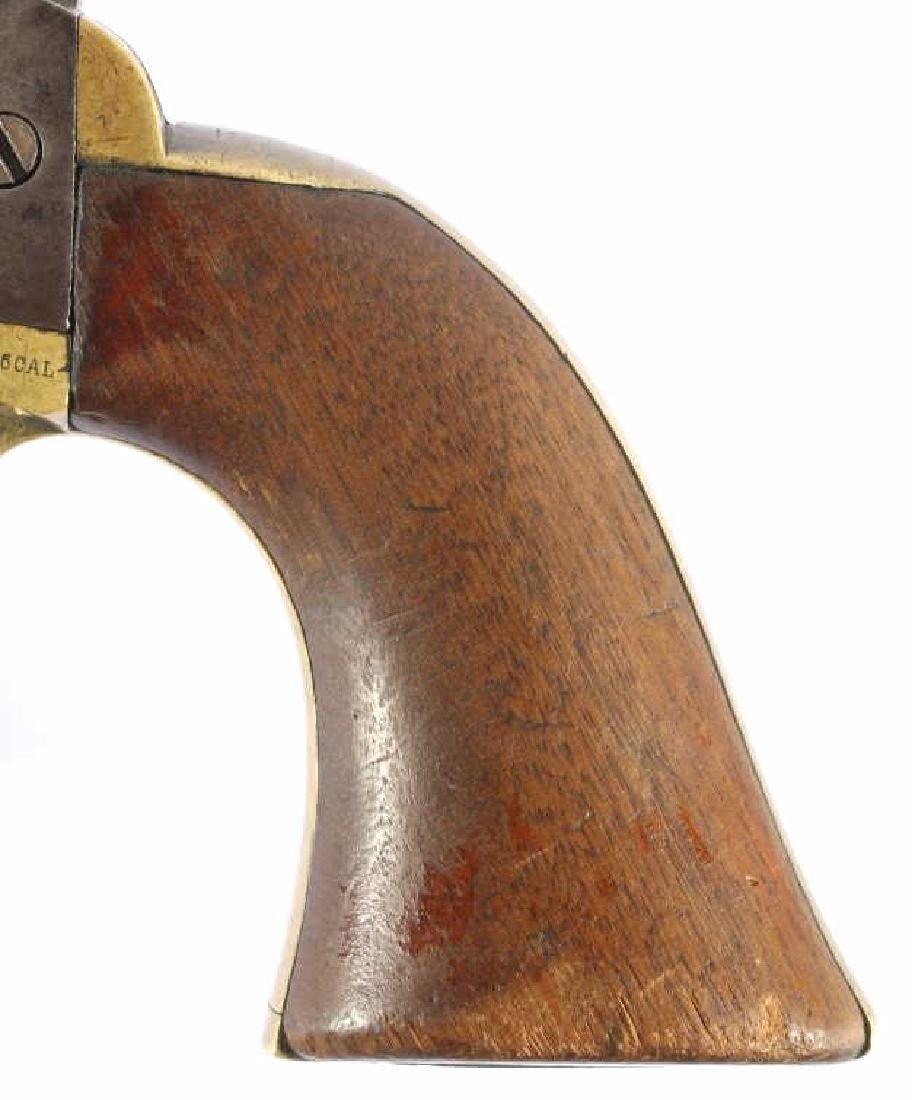 Colt 1851 Navy .36 Cal Six-Shot Percussion Revolve - 3