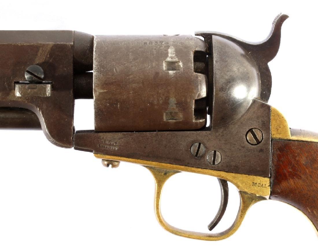Colt 1851 Navy .36 Cal Six-Shot Percussion Revolve - 4