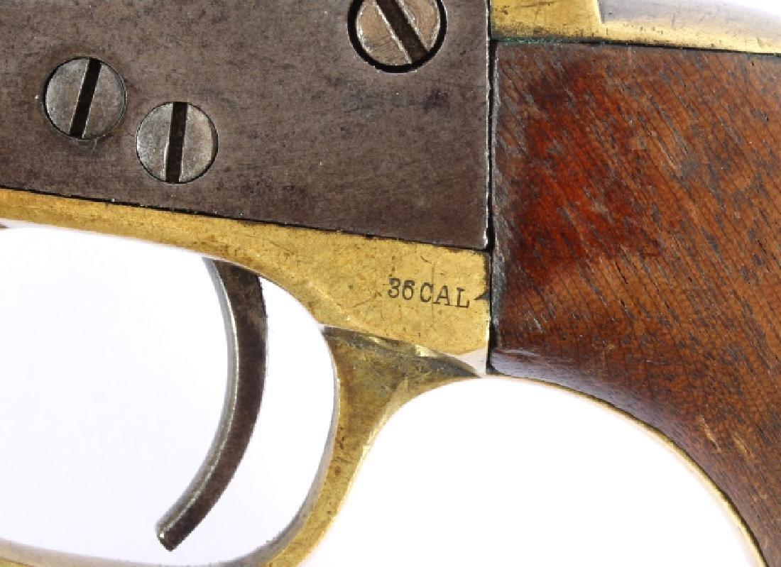 Colt 1851 Navy .36 Cal Six-Shot Percussion Revolve - 6