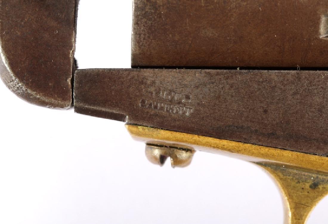 Colt 1851 Navy .36 Cal Six-Shot Percussion Revolve - 7