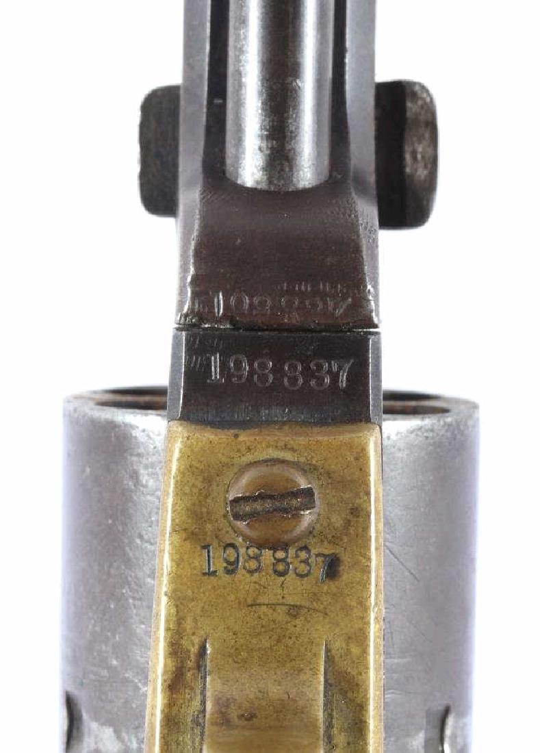 Colt 1851 Navy .36 Cal Six-Shot Percussion Revolve - 9