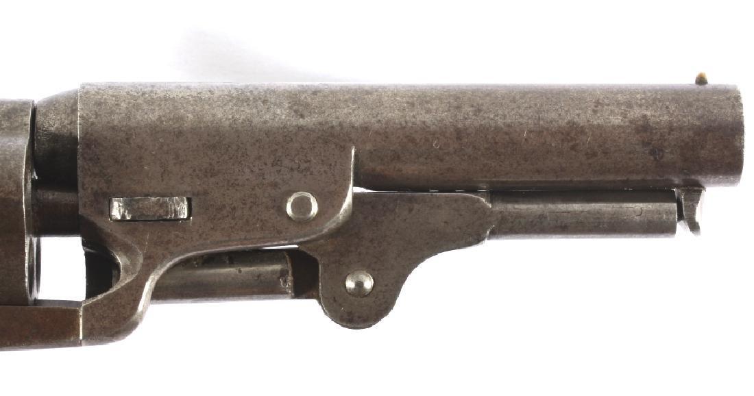 Bacon MFG Co. Engraved .31Cal Percussion Revolver - 6