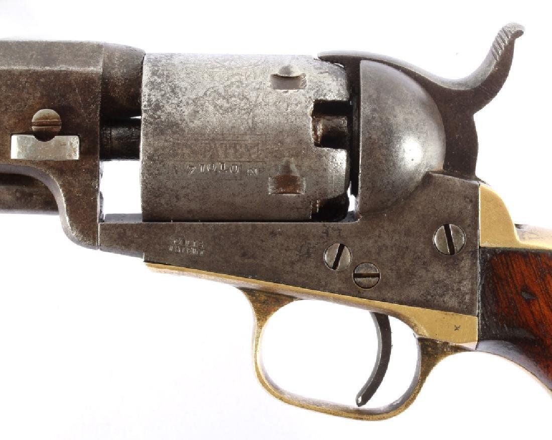 Cased Colt 1849 .31Cal Pocket Percussion Revolver - 10