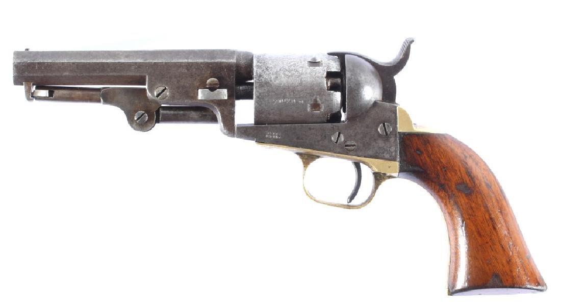 Cased Colt 1849 .31Cal Pocket Percussion Revolver - 2