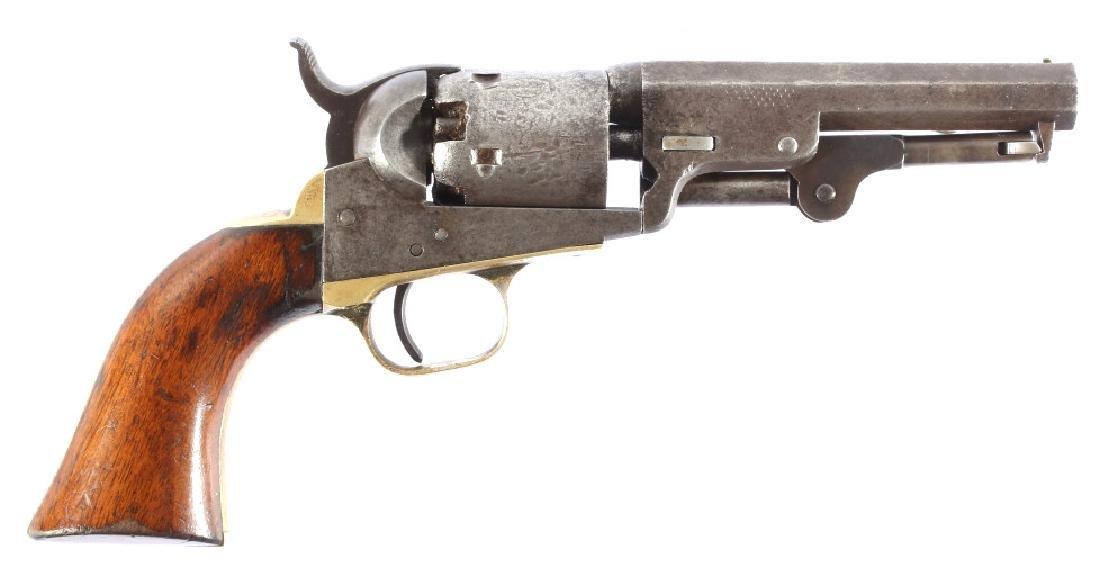 Cased Colt 1849 .31Cal Pocket Percussion Revolver - 3