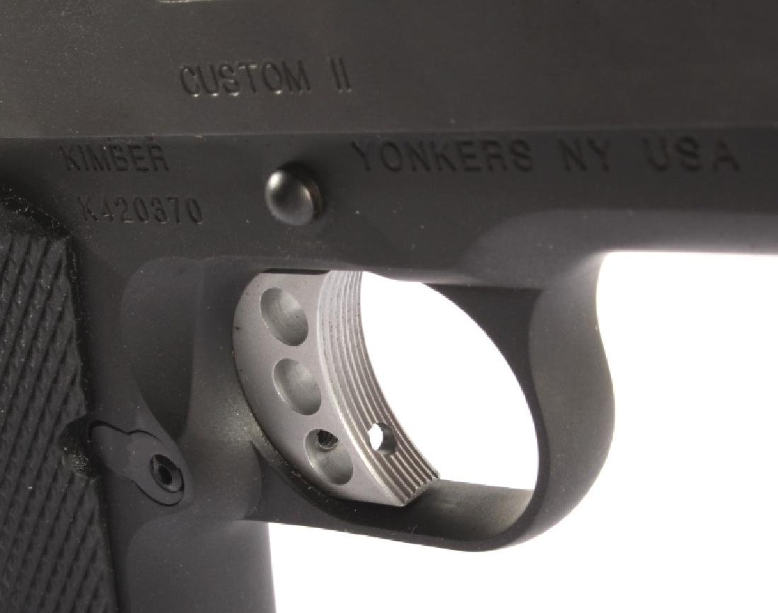 LNIB Kimber 1911 Custom II .45 ACP Pistol - 14