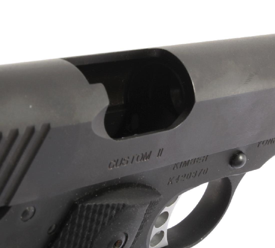 LNIB Kimber 1911 Custom II .45 ACP Pistol - 15