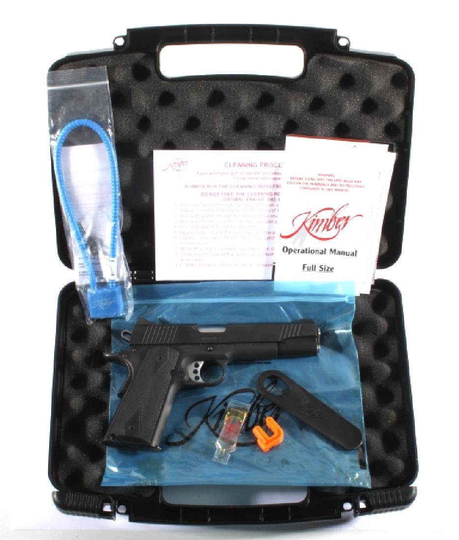 LNIB Kimber 1911 Custom II .45 ACP Pistol - 4