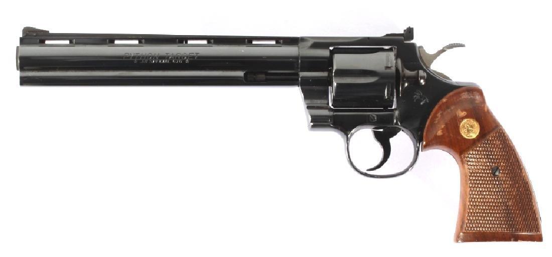 Colt Python Target Double-Action .38 Spl Revolver
