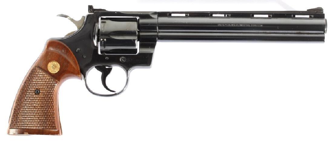Colt Python Target Double-Action .38 Spl Revolver - 2