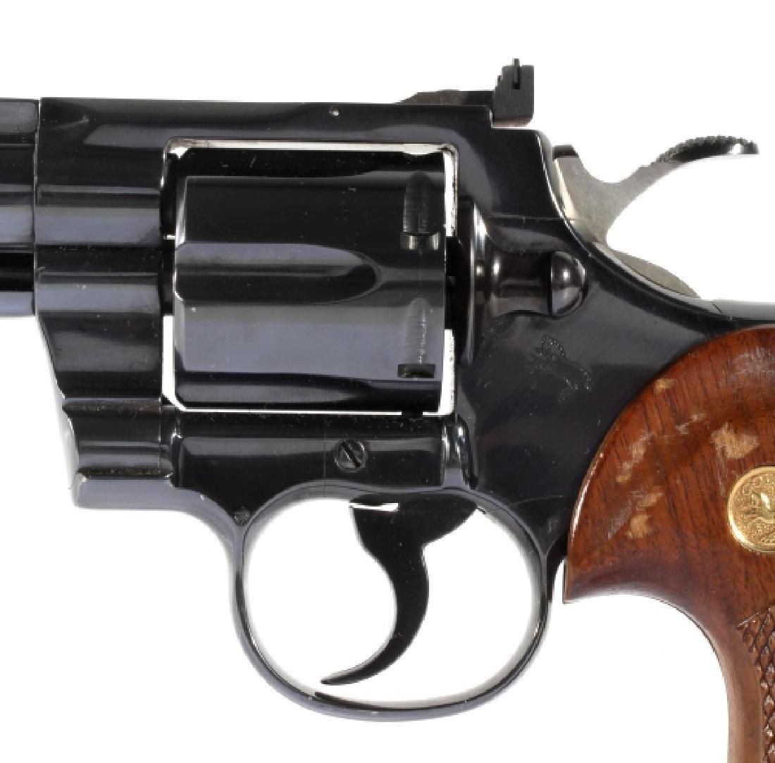Colt Python Target Double-Action .38 Spl Revolver - 7