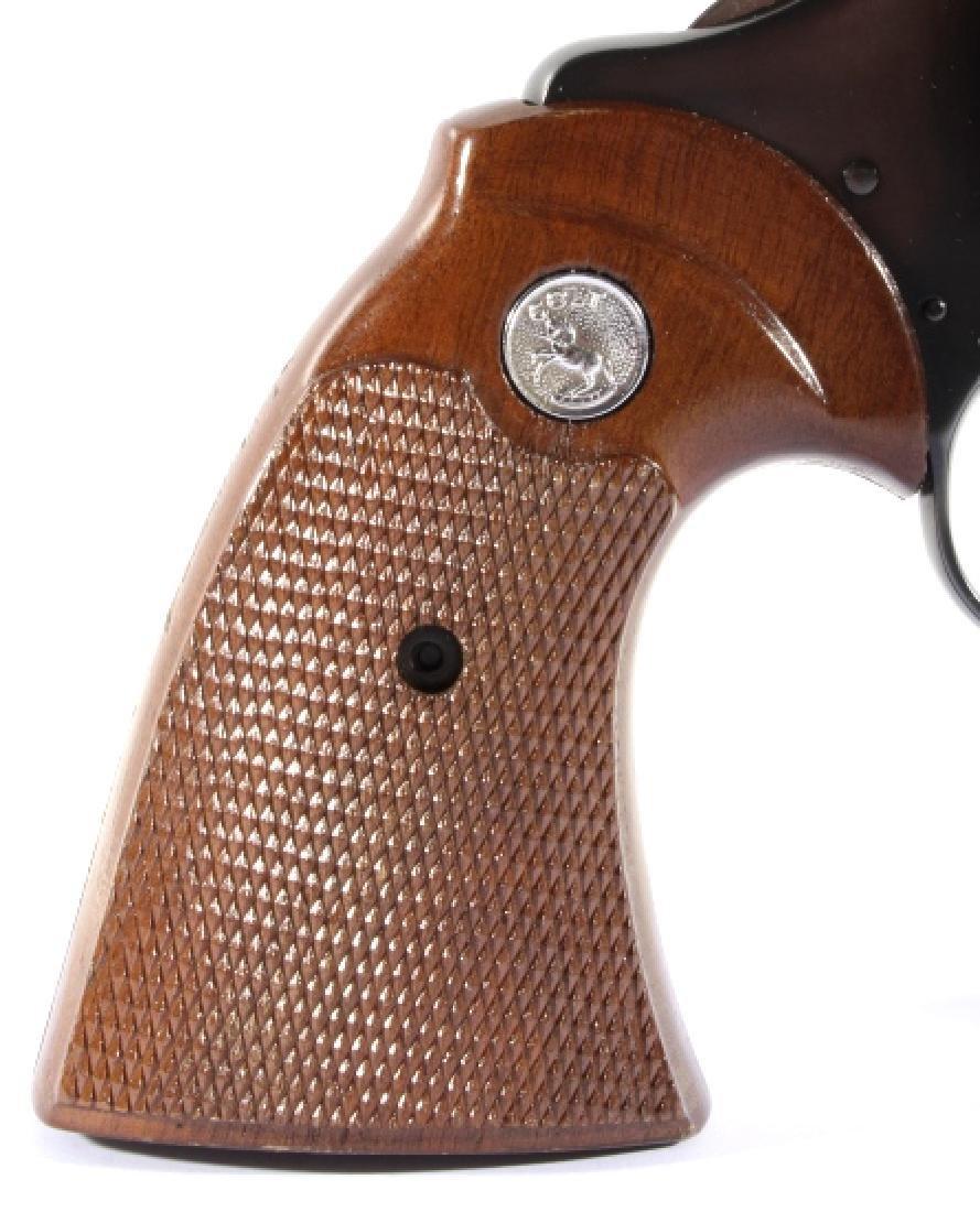 Colt Diamondback D/A .22 Revolver 99%+ w/ Box - 15