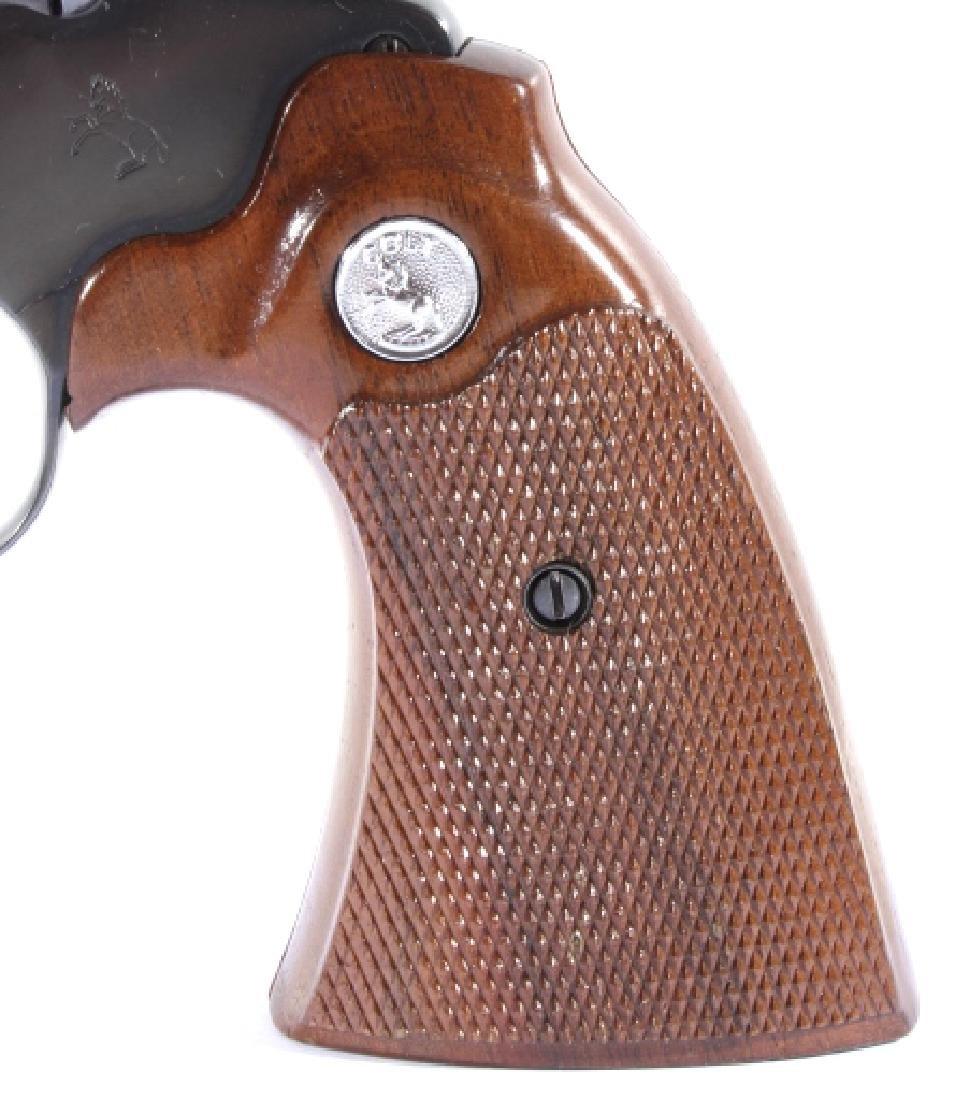 Colt Diamondback D/A .22 Revolver 99%+ w/ Box - 5