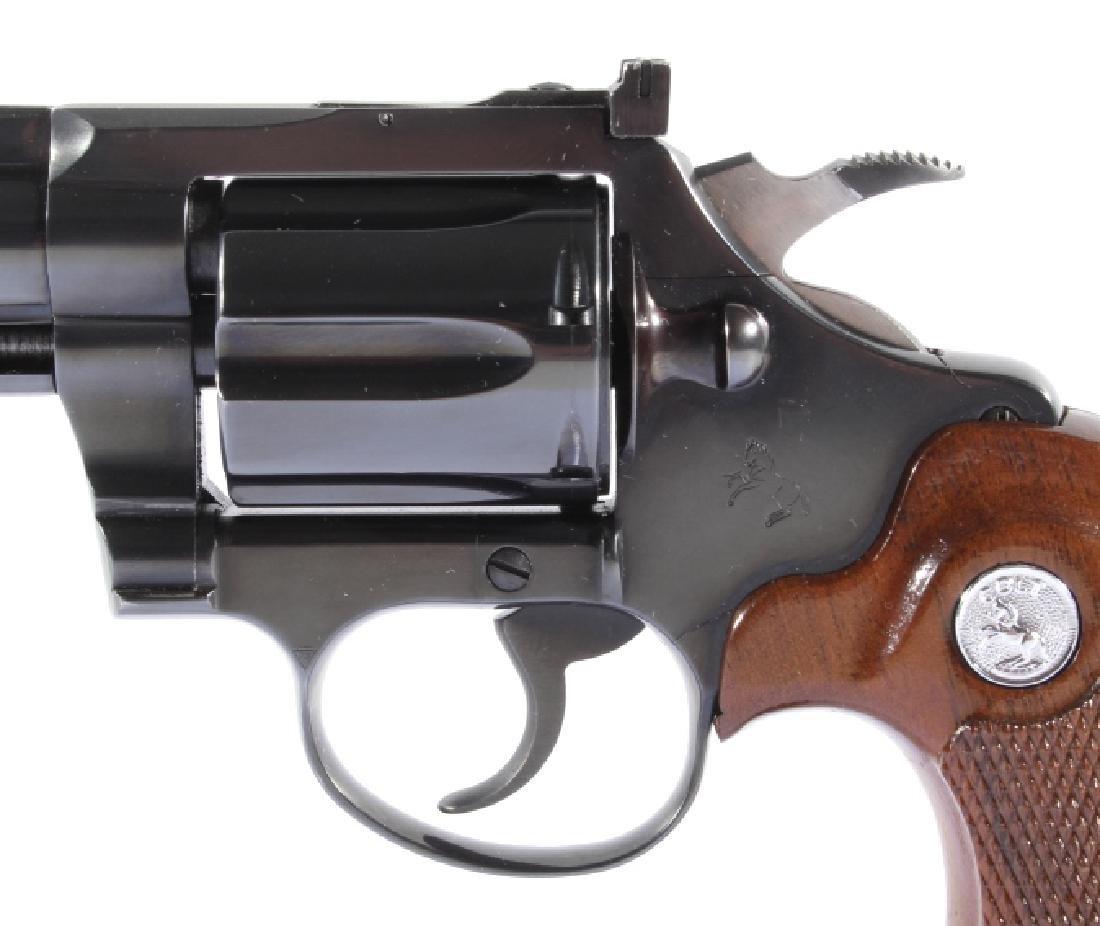 Colt Diamondback D/A .22 Revolver 99%+ w/ Box - 6