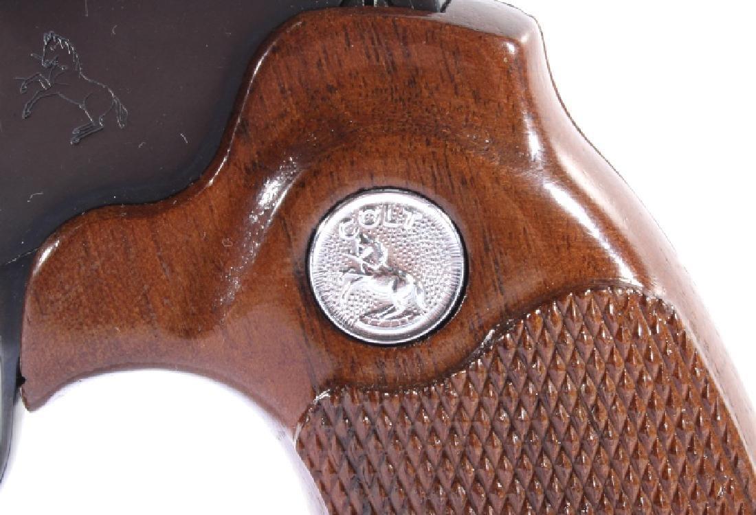Colt Diamondback D/A .22 Revolver 99%+ w/ Box - 8