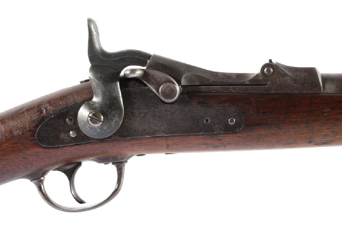 Model 1879 Springfield .45-70 Cal Cavalry Carbine - 4