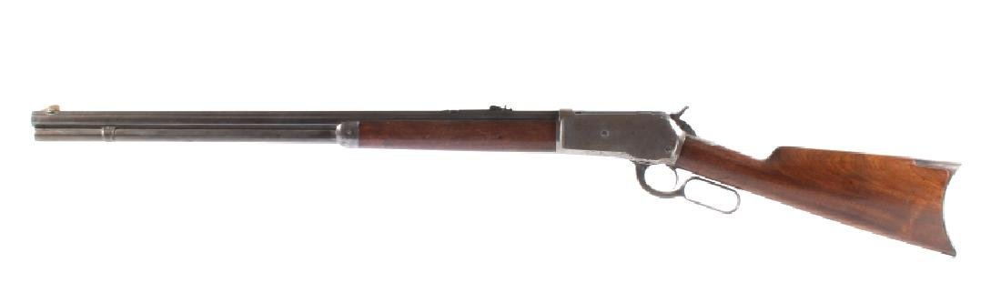 Winchester Model 1886 .45-70 Octagon Rifle c.1887 - 2