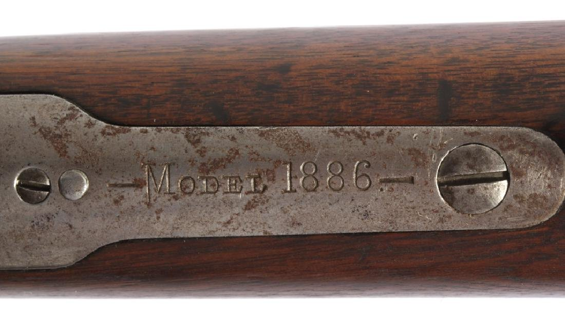 Winchester Model 1886 .45-70 Octagon Rifle c.1887 - 3