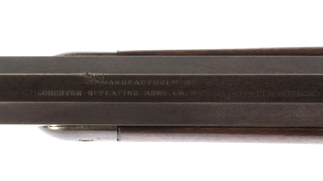 Winchester Model 1886 .45-70 Octagon Rifle c.1887 - 4