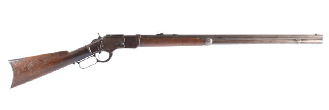 Special Order Winchester Model 1873 .44-40 Rifle - 2