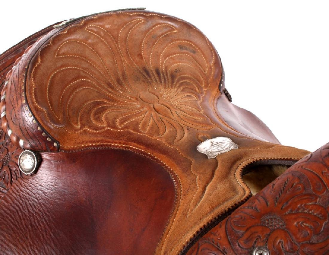 Edward H. Bohlin - Hollywood, CA Western Saddle - 10
