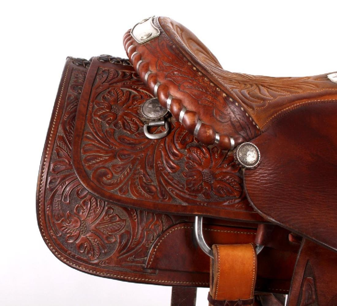 Edward H. Bohlin - Hollywood, CA Western Saddle - 7