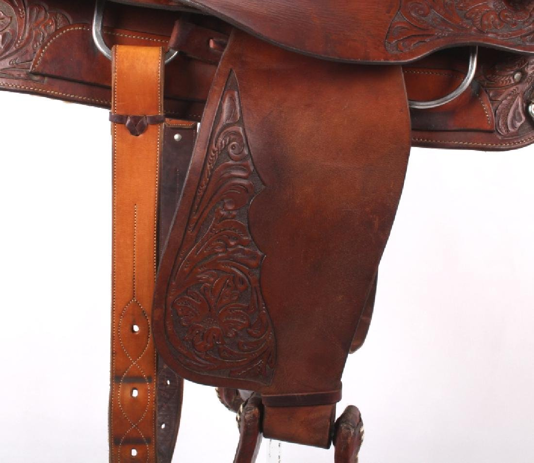 Edward H. Bohlin - Hollywood, CA Western Saddle - 8