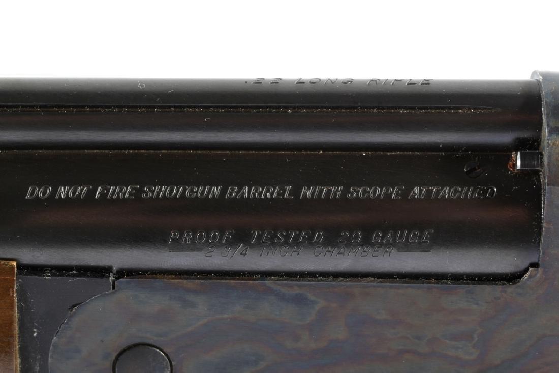 Savage 24C-Series P .22LR/20GA Break-Action O/U - 6