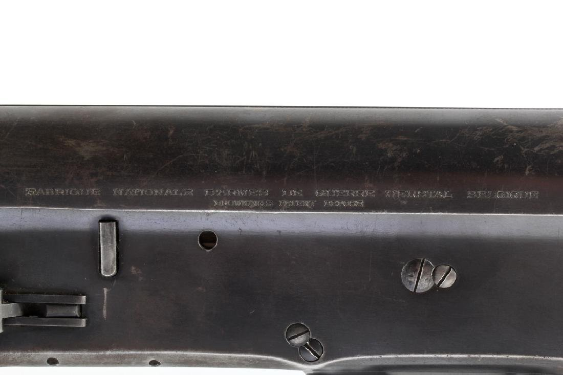 Belgium Browning A5 12GA Semi-Auto Shotgun c.1925 - 3