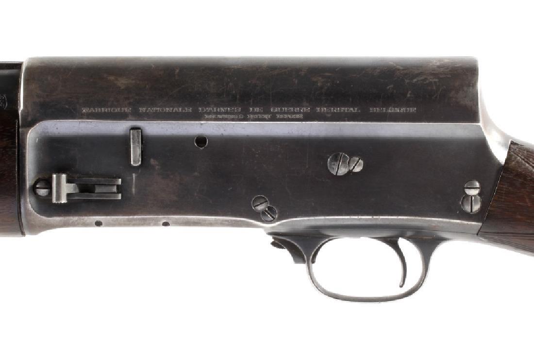 Belgium Browning A5 12GA Semi-Auto Shotgun c.1925 - 8