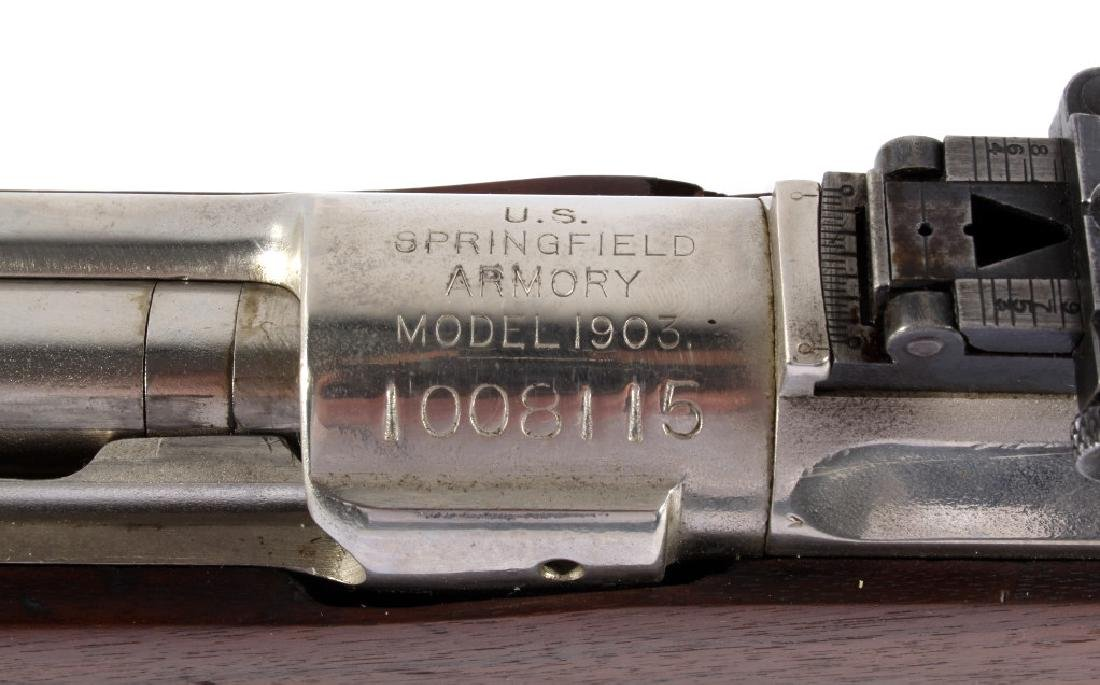 M1903 Springfield .30-06 Bolt Action Rifle c.1918 - 5