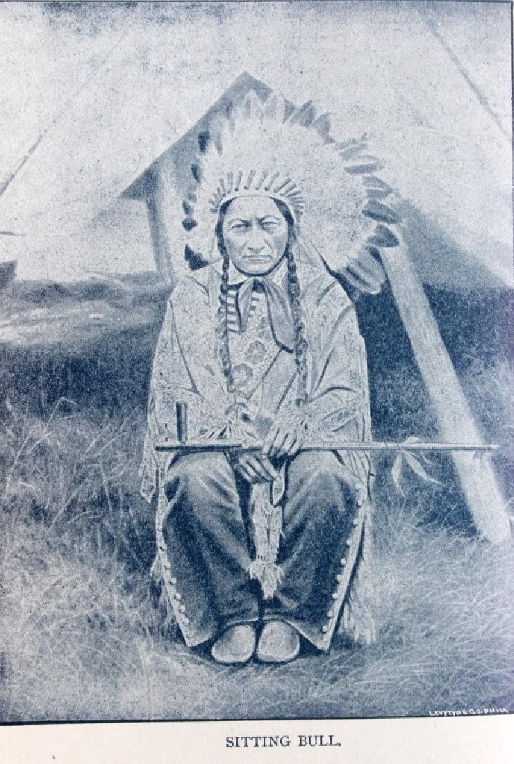 Sitting Bull and the Indian War Book 1st Edition - 4