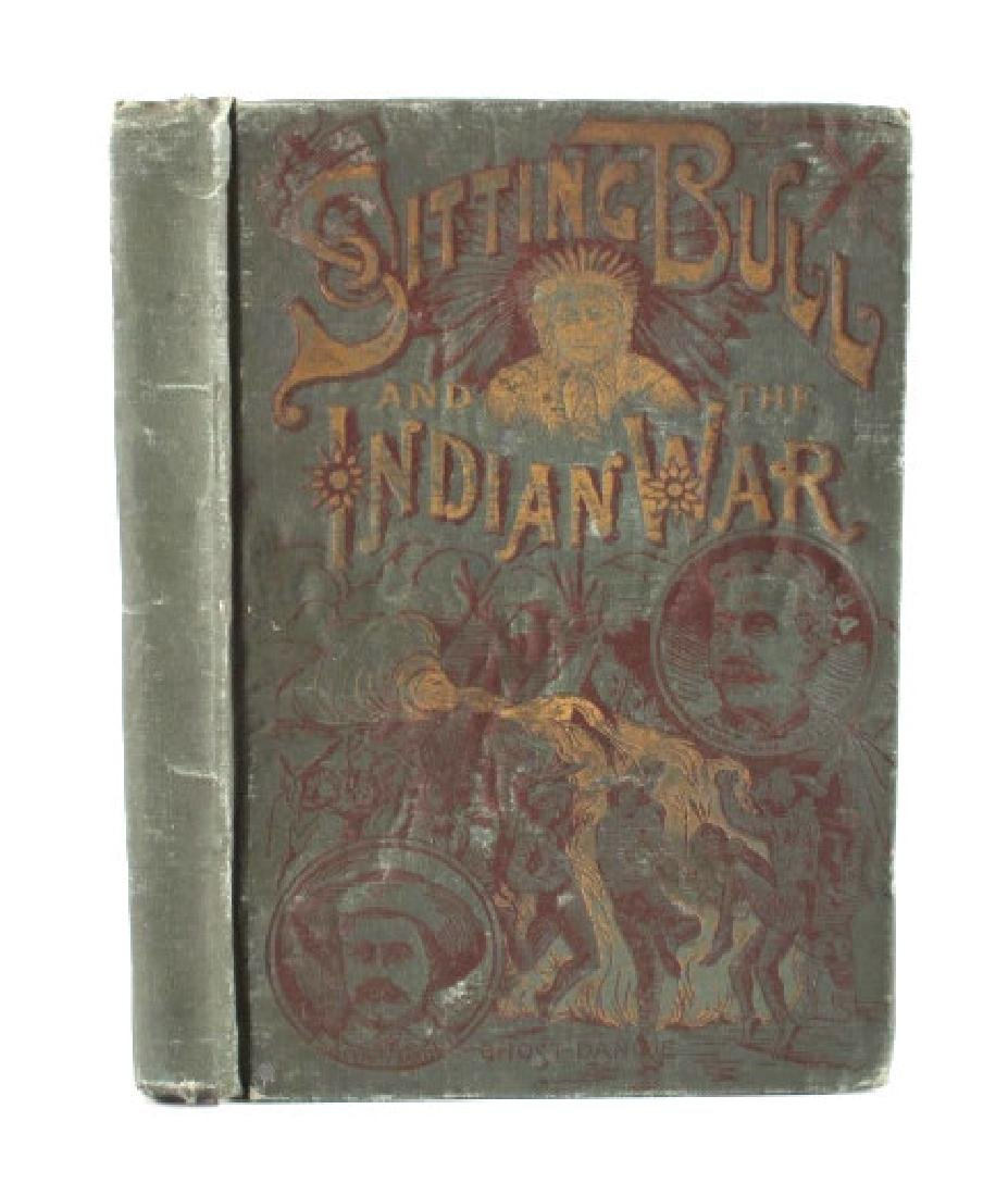 Sitting Bull and the Indian War Salesman Sample - 2