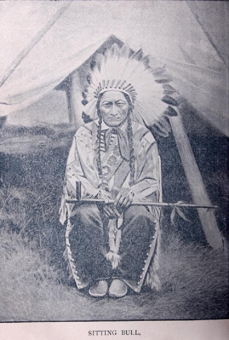 Sitting Bull and the Indian War Salesman Sample - 4
