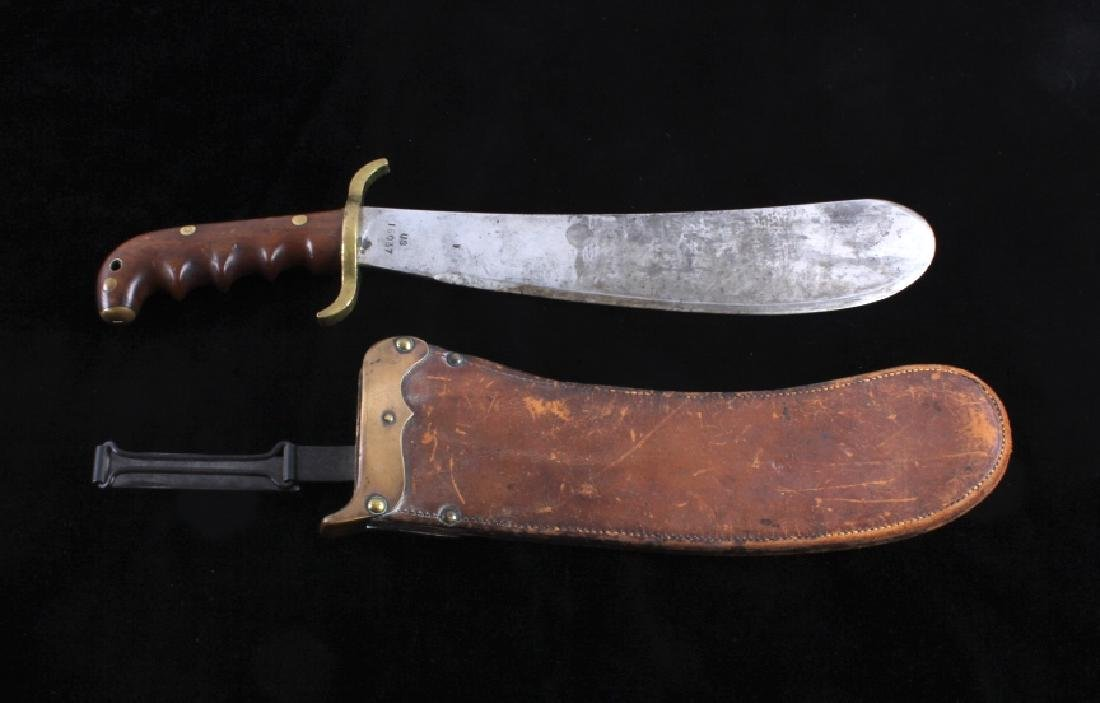 M1904 Springfield Hospital Corps Bolo Knife