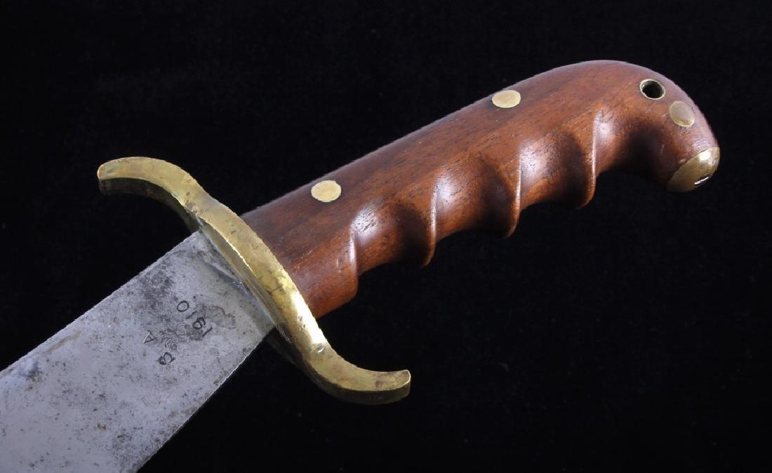 M1904 Springfield Hospital Corps Bolo Knife - 4