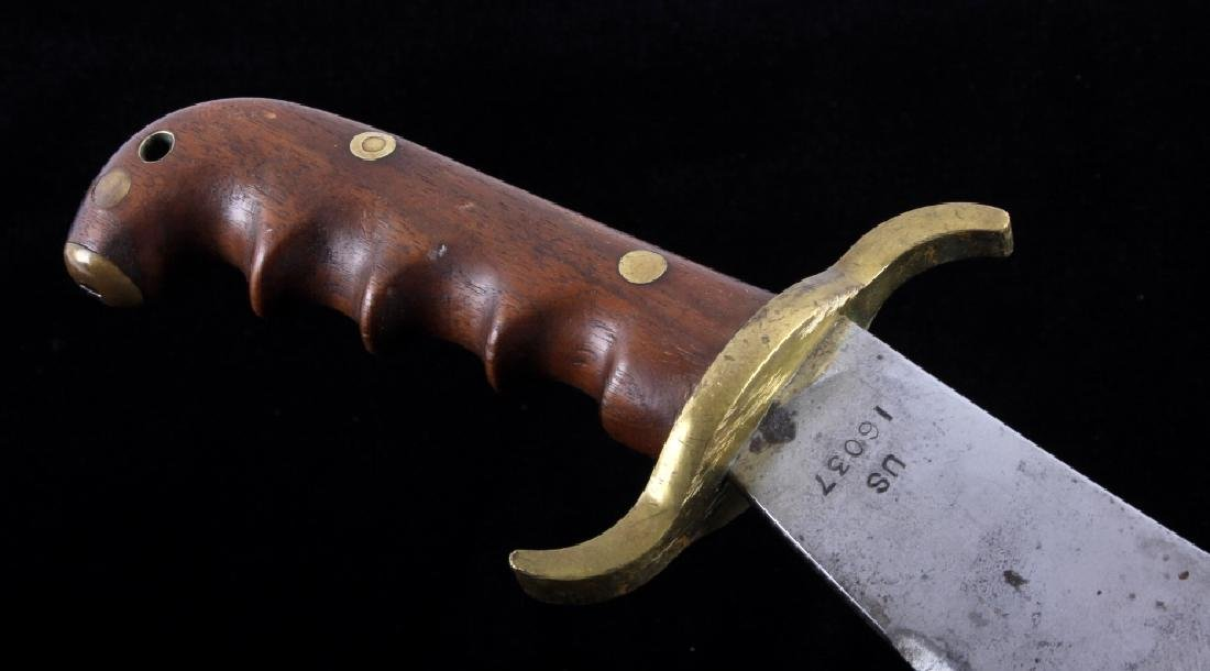 M1904 Springfield Hospital Corps Bolo Knife - 5