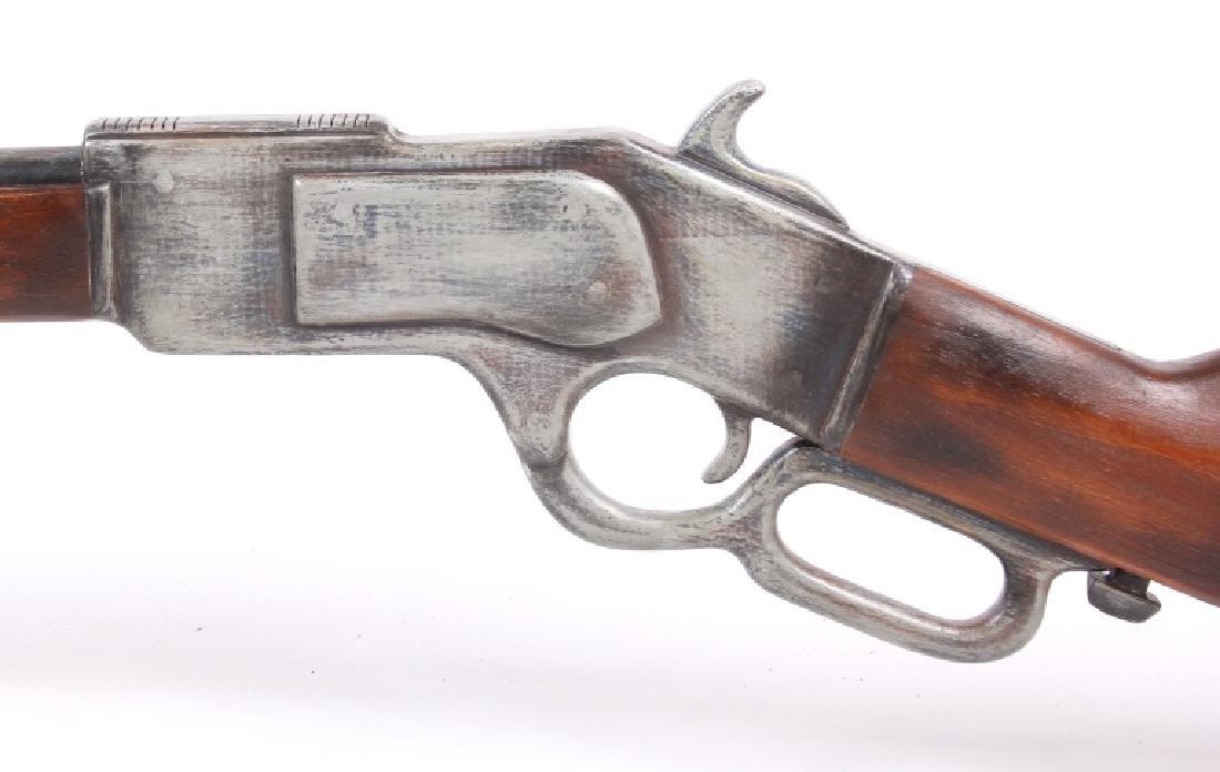 1950's Winchester Mod. 1873 Massive Trade Sign - 3