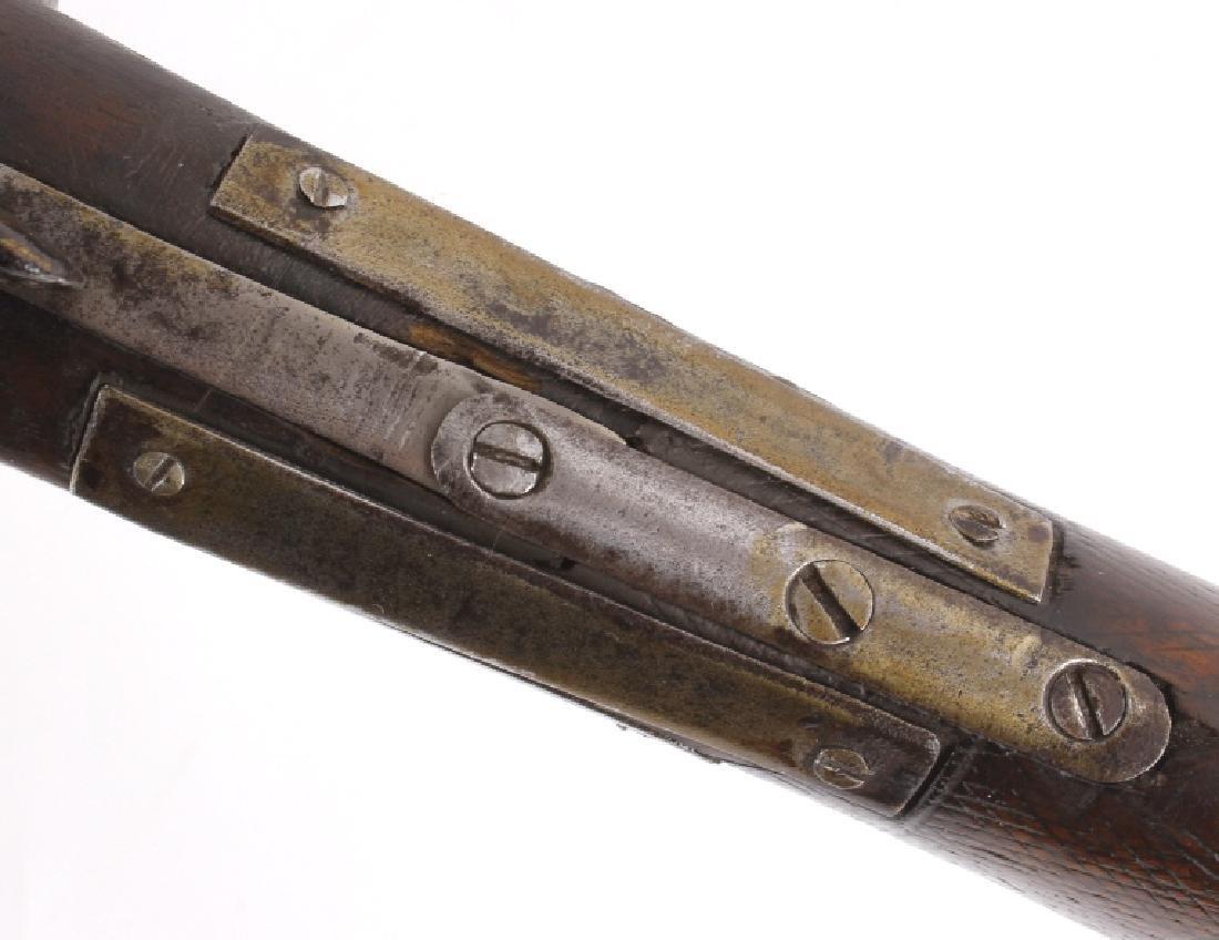 W. Richards Side by Side 10 Gauge Shotgun - 4
