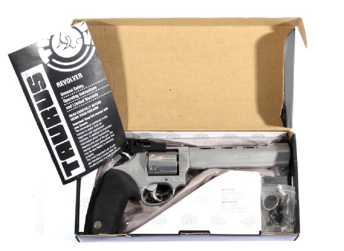 NIB Taurus Tracker 17HMR D/A Target Revolver