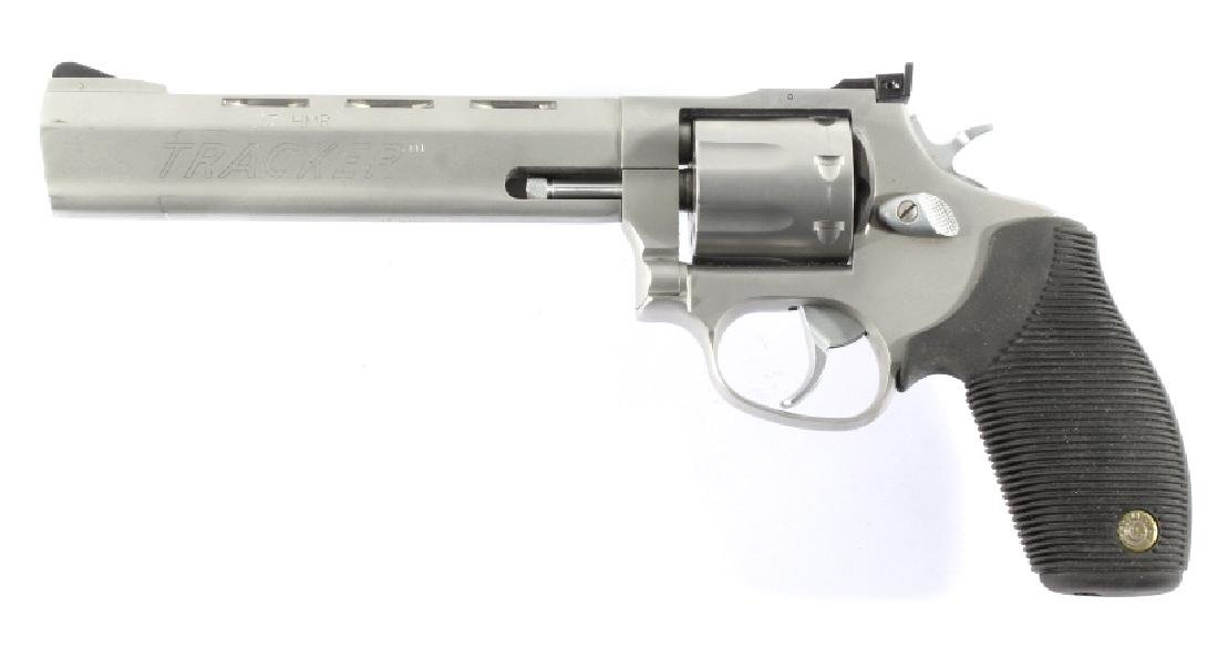 NIB Taurus Tracker 17HMR D/A Target Revolver - 3