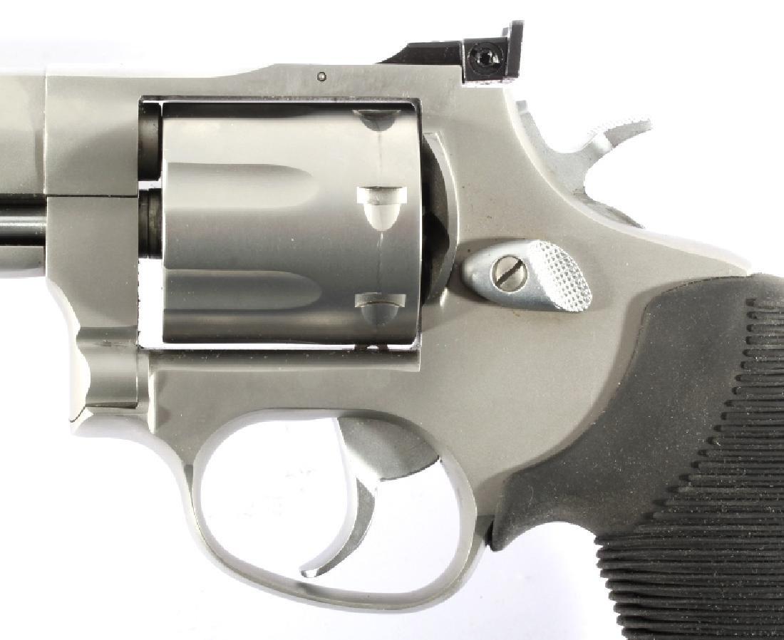 NIB Taurus Tracker 17HMR D/A Target Revolver - 7