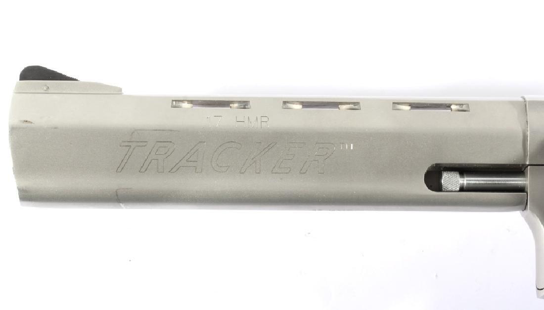 NIB Taurus Tracker 17HMR D/A Target Revolver - 8