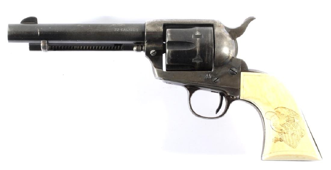 Great Western Arms Co. .22 LR Single Action Army